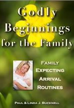Purchase Godly Beginnings for the Family
