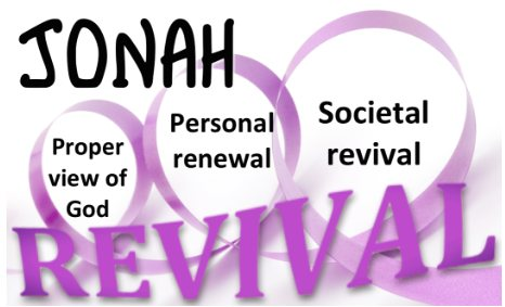 Jonah and Revival
