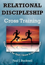 Cross Trainer Discipleship material
