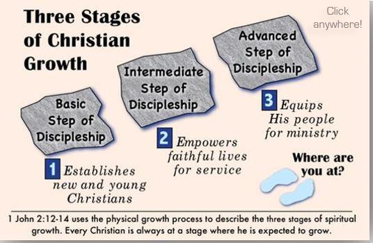 Three Levels Of Discipleship Biblical Parenting Principles