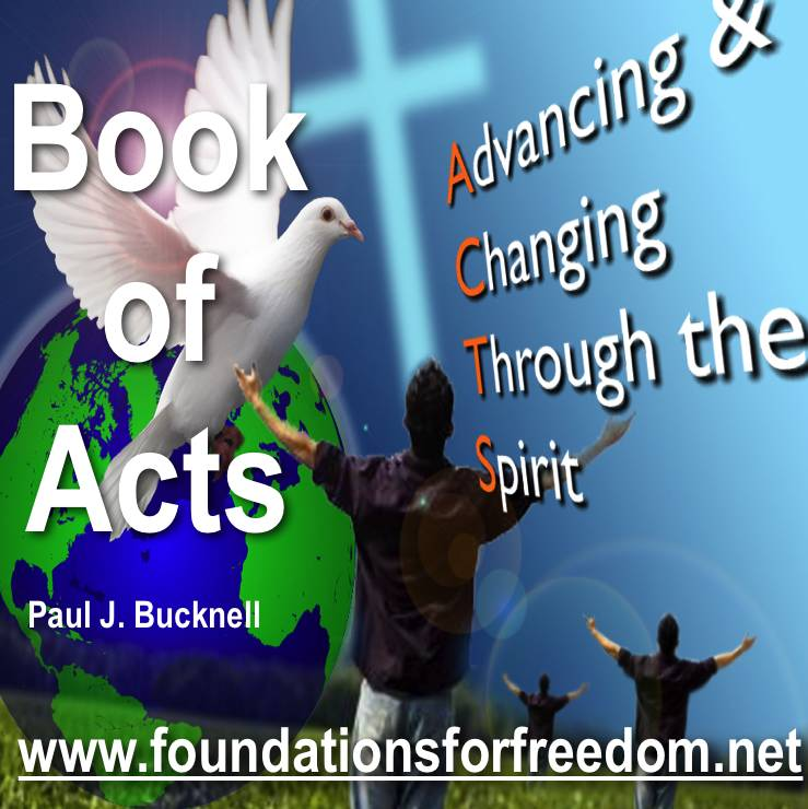 Book of Acts, The Bible Teaching Commentary