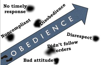 disobedience as a psychological and moral problem critique essay