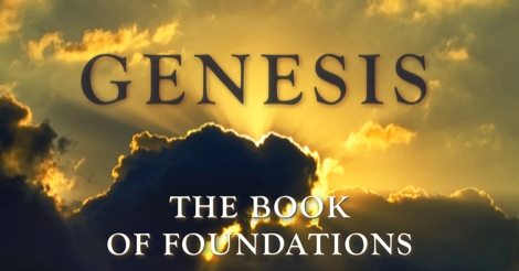 Image result for pictures of Genesis as foundational book of Bible