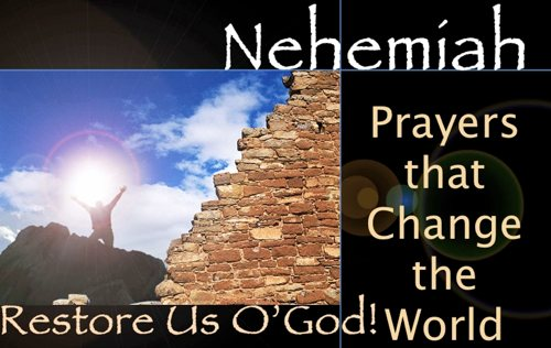 Nehemiah 1:4-11  English-Burmese Prayers that Change the World