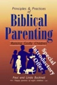 BFF book! Principles and Practices of Biblical Parenting